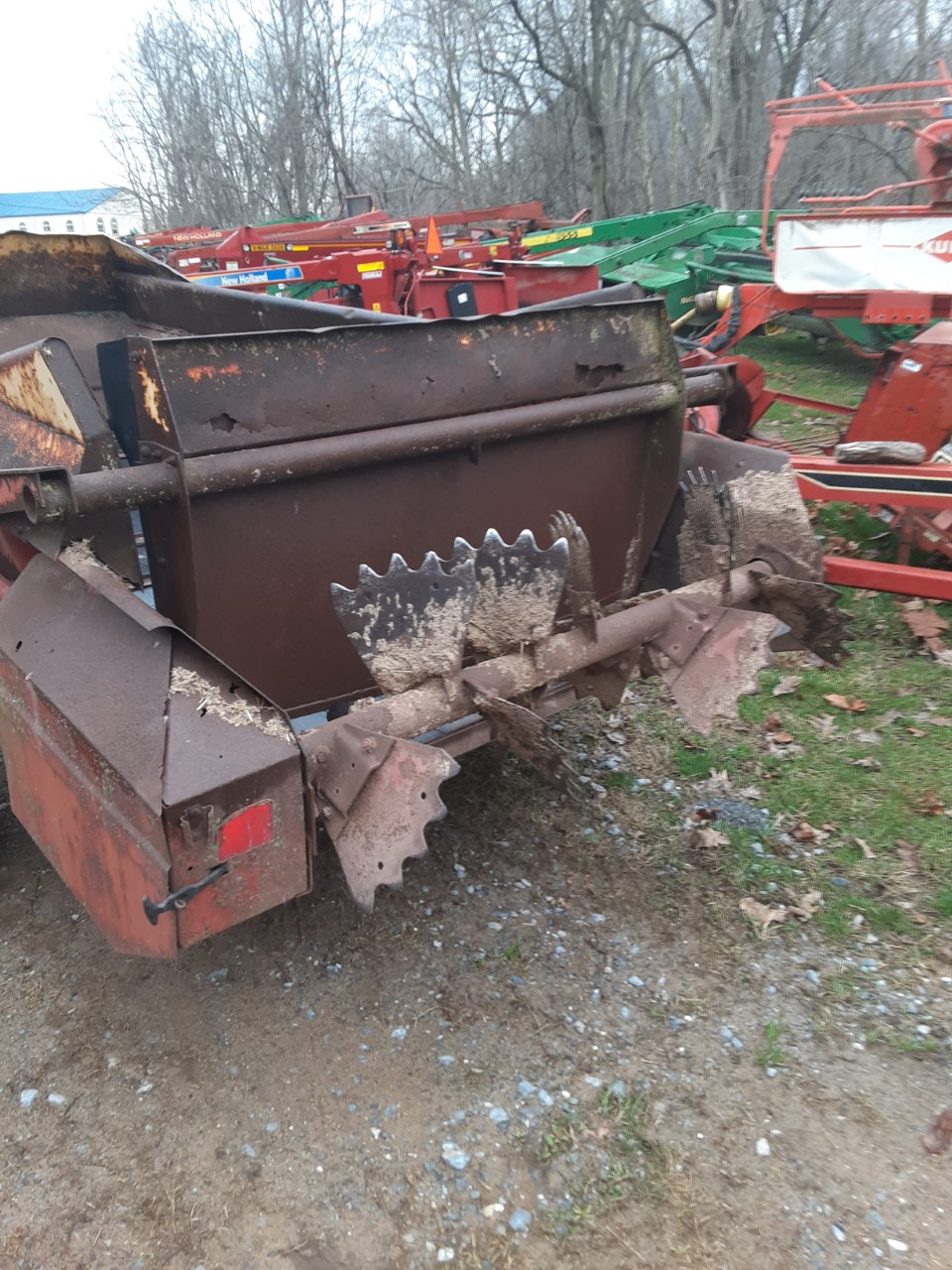 Used NEW HOLLAND 155 $2,850.00