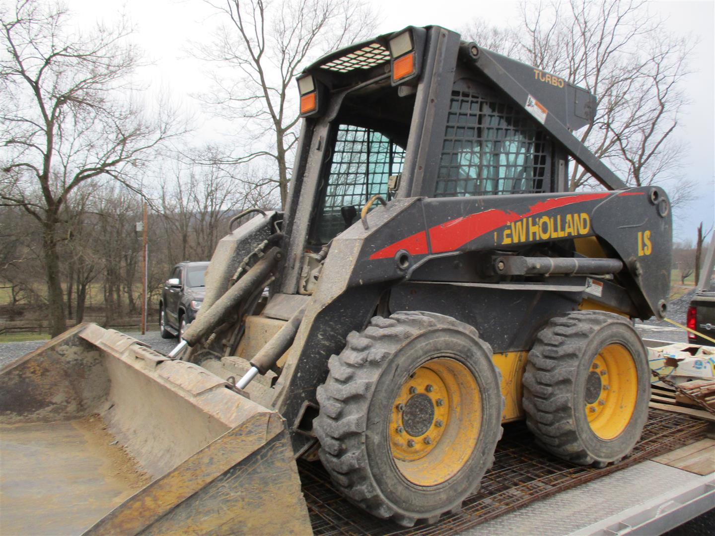 Used NEW HOLLAND LS170 $16,900.00