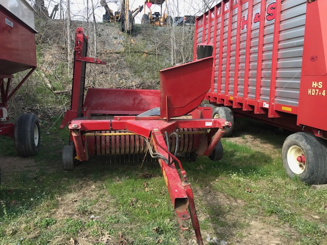 Used NEW HOLLAND 166 $4,250.00