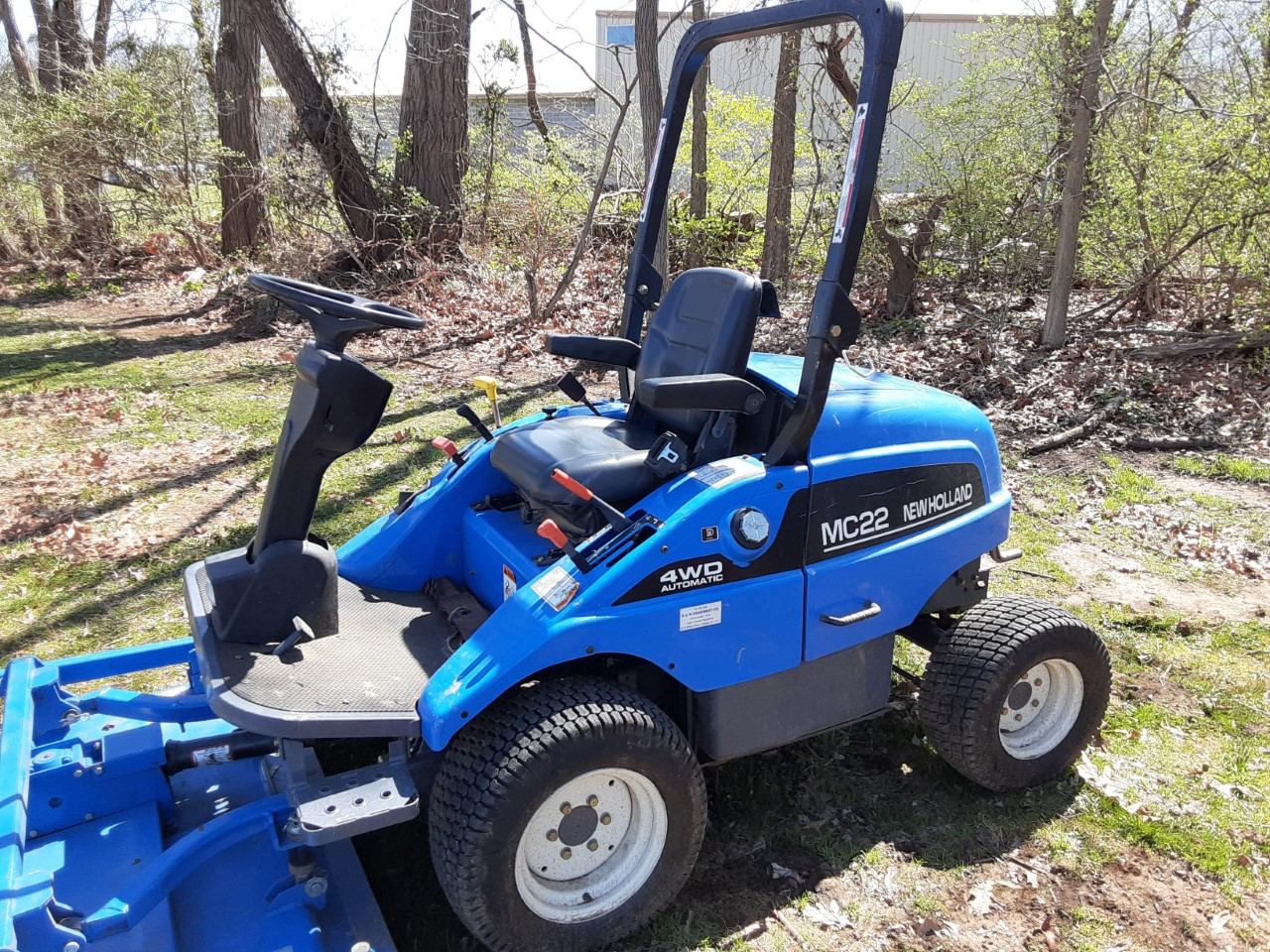 Used NEW HOLLAND MC22 $4,900.00