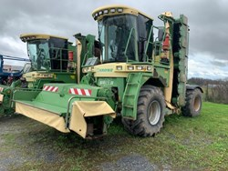 Used Krone BIG M II