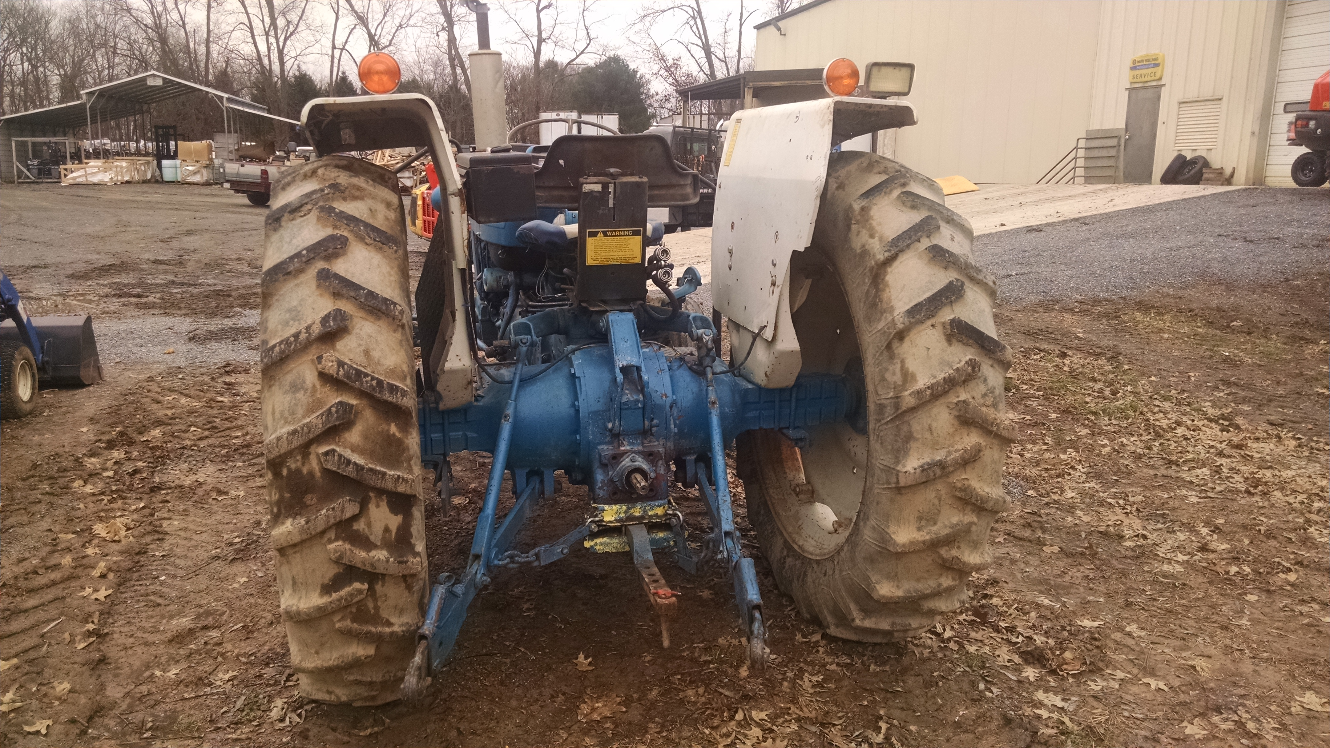 Used FORD 4000 $4,995.00