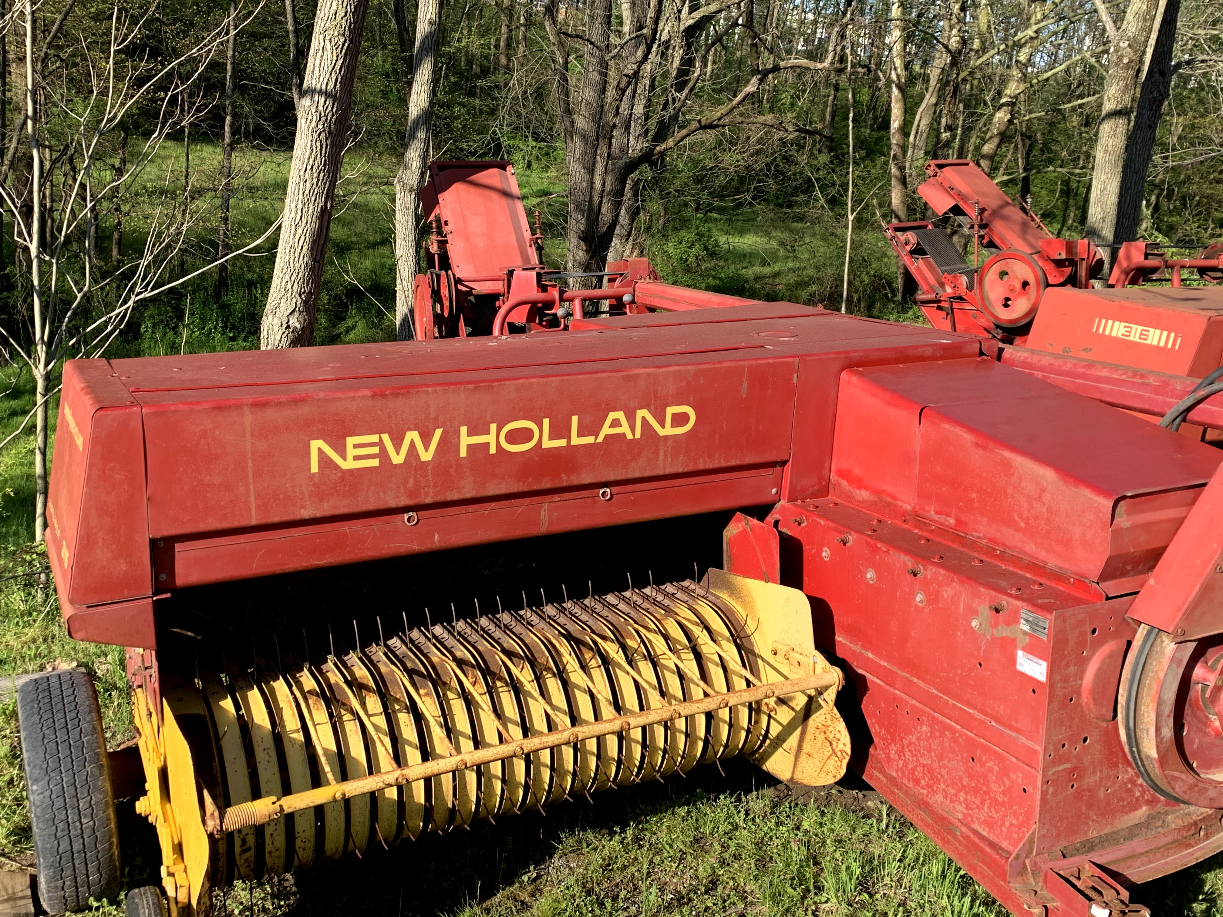 Used NEW HOLLAND 315 $5,795.00