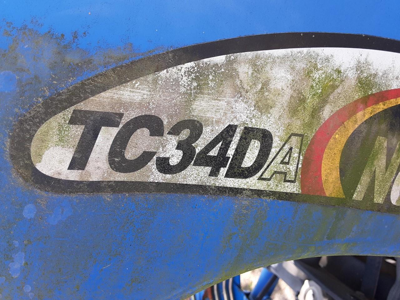 Used NEW HOLLAND TC34DA $12,950.00