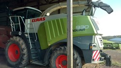 Claas 930 used picture