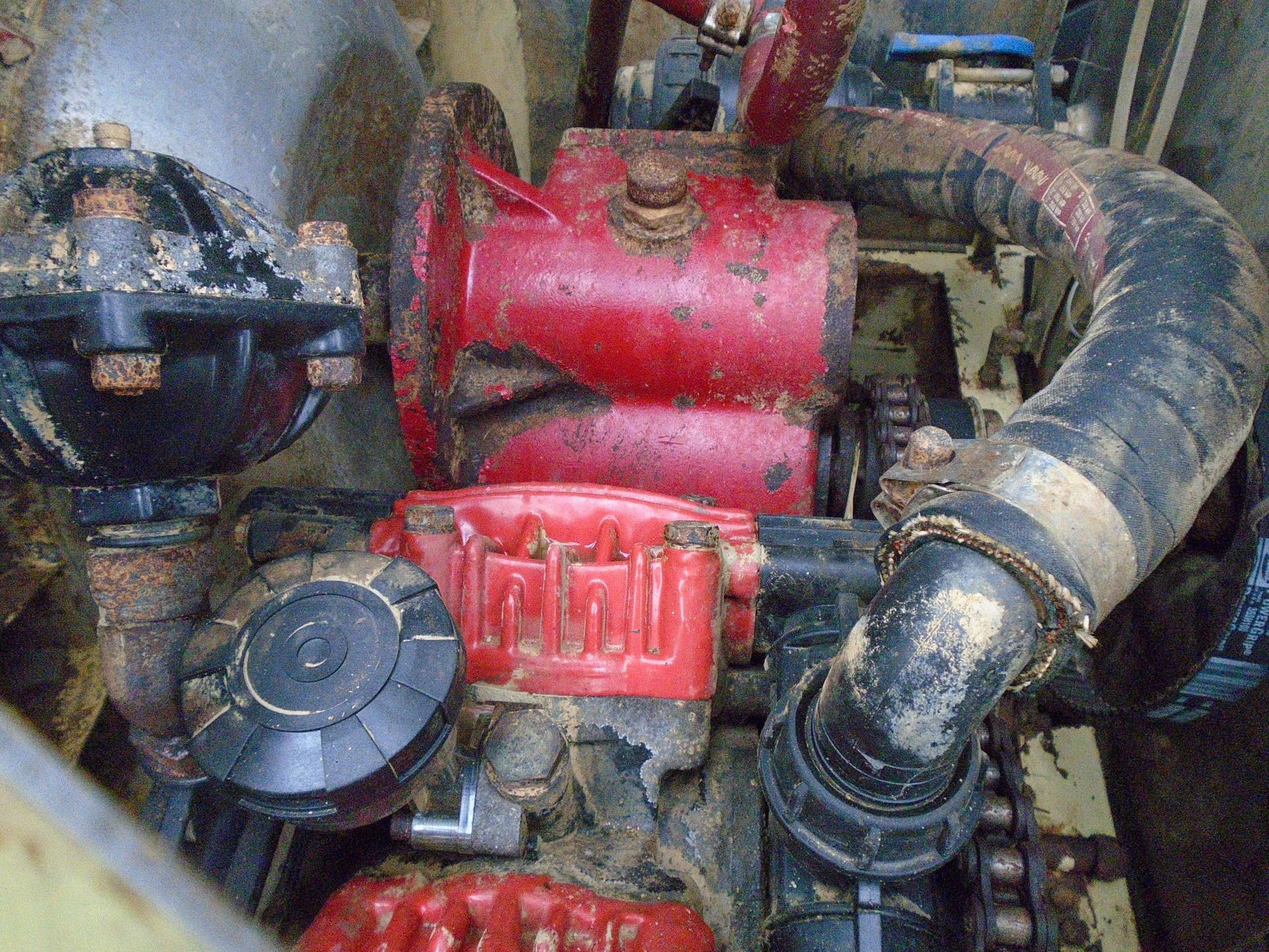 Used TURBOMIST FGS30P500NS $8,850.00