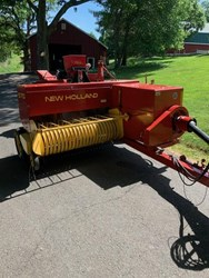 New Holland 570 used picture