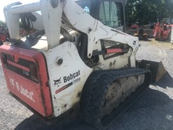 Bobcat T750 used picture