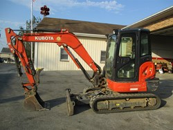 Kubota KX0404R3A used picture