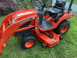 Kubota BX2360 used picture